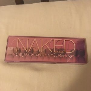 In box swatched once Urban Decay Naked Cherry